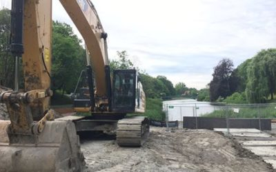 June 19, 2017 – Washington Park Construction Update