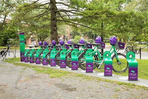 Bike-Share Now in the Park