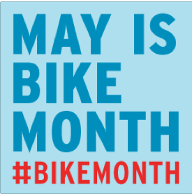 It's National Bike Month!