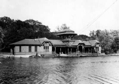 Historic Lake House TU Archive