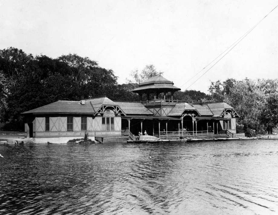 Historic Lake House TU Archive
