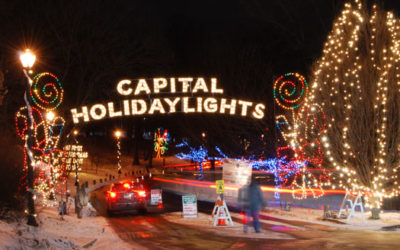 UPDATE: Capital Holiday Lights in the Park