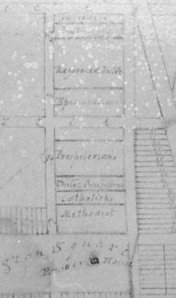 1850s Cemetery - Before Washington Park